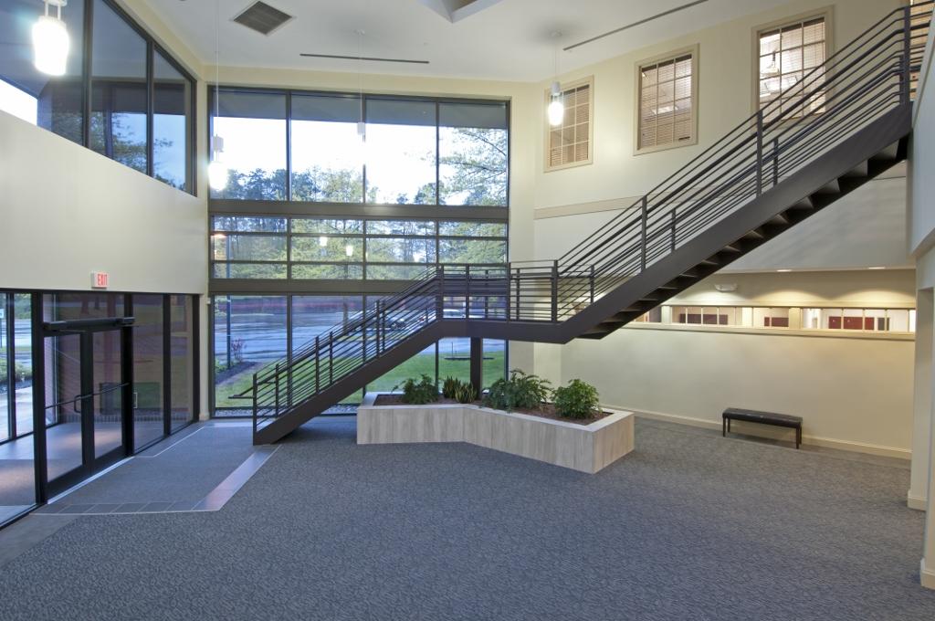 New Lobby   Stairs